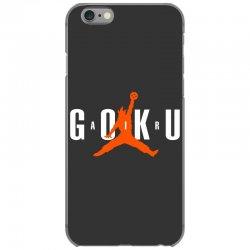 air goku 2 iPhone 6/6s Case | Artistshot