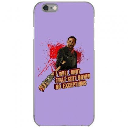 Negan Iphone 6/6s Case Designed By Vr46