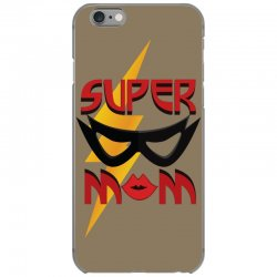 super mom iPhone 6/6s Case | Artistshot