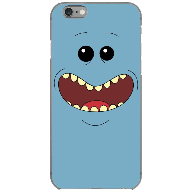 huge selection of e47f2 1282d Mr.meeseeks Iphone 6/6s Case. By Artistshot