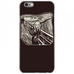 the scream iPhone 6/6s Case | Artistshot