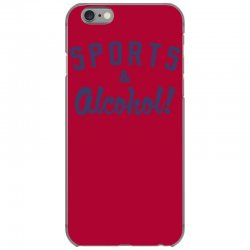 sports and alcohol! iPhone 6/6s Case | Artistshot