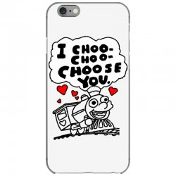 i choo choo choose you iPhone 6/6s Case | Artistshot
