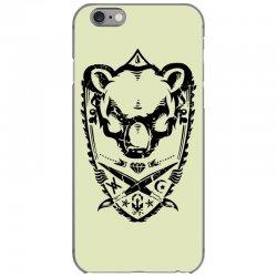 wild bear iPhone 6/6s Case | Artistshot