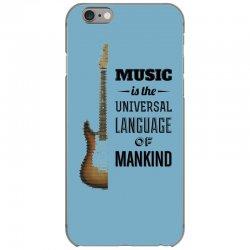 music quotes iPhone 6/6s Case | Artistshot