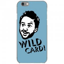 wild card iPhone 6/6s Case | Artistshot