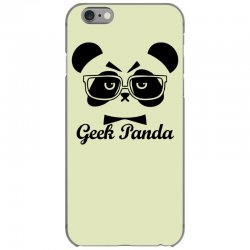 Geek Panda iPhone 6/6s Case | Artistshot
