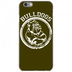 Bulldog Sports Team iPhone 6/6s Case | Artistshot