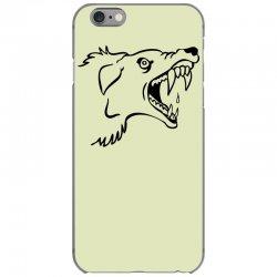 Screaming Mad Dog iPhone 6/6s Case | Artistshot
