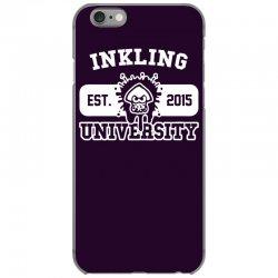 Inkling University iPhone 6/6s Case | Artistshot