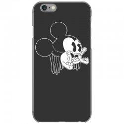 Icky Mouse iPhone 6/6s Case   Artistshot
