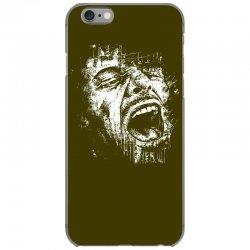 Scream Face iPhone 6/6s Case | Artistshot