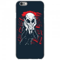 A Scream of Silence iPhone 6/6s Case | Artistshot