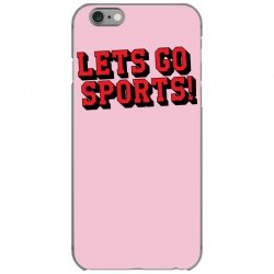 Lets Go Sports iPhone 6/6s Case | Artistshot