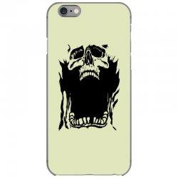 Screaming skull iPhone 6/6s Case   Artistshot