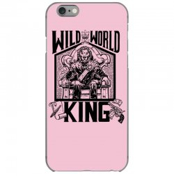 Wild World King iPhone 6/6s Case | Artistshot