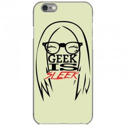 Geek is Sleek iPhone 6/6s Case | Artistshot