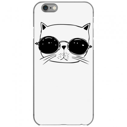 Cool Cat Iphone 6/6s Case Designed By Specstore