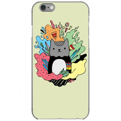 Abstracat Iphone 6/6s Case Designed By Specstore