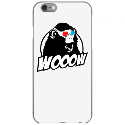 Wooow 3d Amazed Ape Iphone 6/6s Case Designed By Specstore
