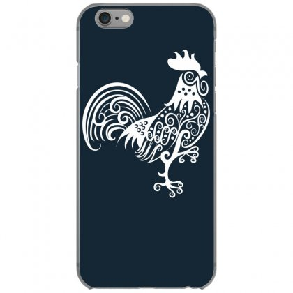 Rooster Pattern Ornament Iphone 6/6s Case Designed By Specstore