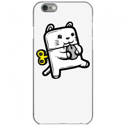 Robo Cat Iphone 6/6s Case Designed By Specstore