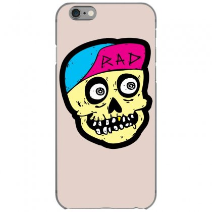 Radiskull Iphone 6/6s Case Designed By Specstore