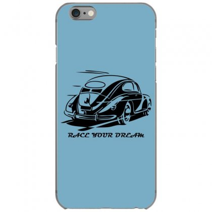 Race Your Dream Iphone 6/6s Case Designed By Specstore