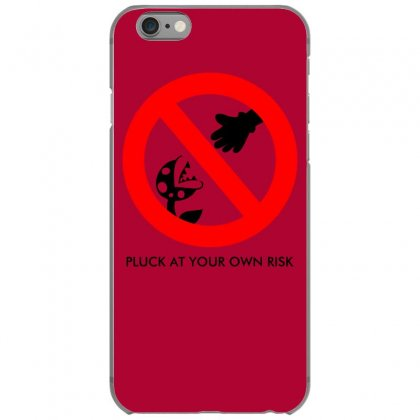 Pluck At Your Own Risk Iphone 6/6s Case Designed By Specstore