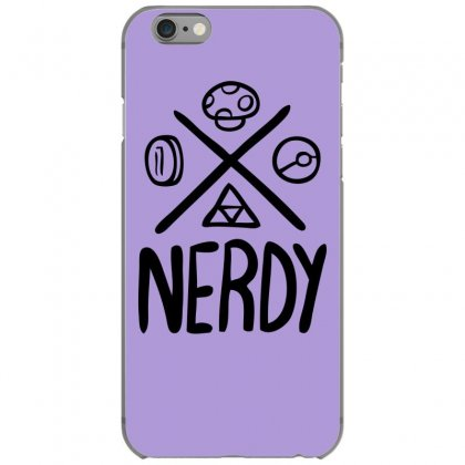 Nerdy Iphone 6/6s Case Designed By Specstore
