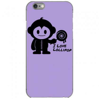 Monkeystein And Lollipop Iphone 6/6s Case Designed By Specstore