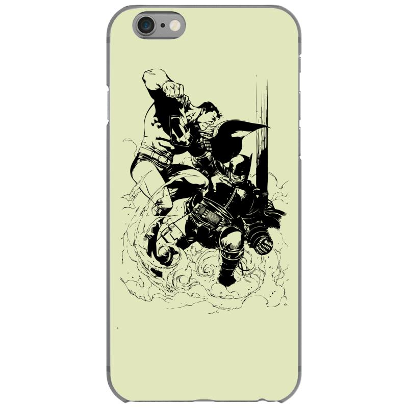 size 40 3b1b0 8cd33 Clash Of The Justice Iphone 6/6s Case. By Artistshot