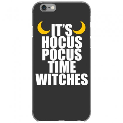 It's Hocus Pocus Time Witches Iphone 6/6s Case Designed By Specstore