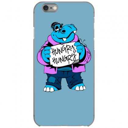Hungry Hippo Iphone 6/6s Case Designed By Specstore