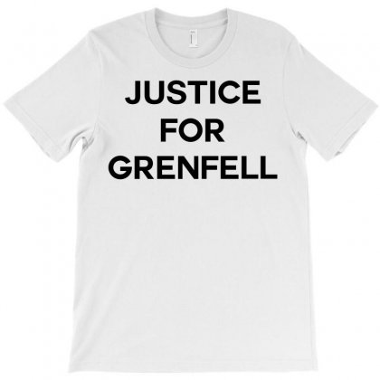 Justice For Grenfell T-shirt Designed By Designbysebastian