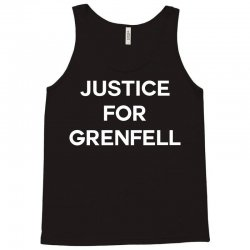 Justice For Grenfell Tank Top | Artistshot