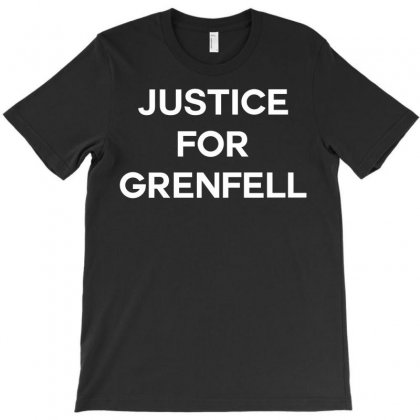 Justice For Grenfell T-shirt Designed By Sabriacar