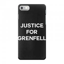 Justice For Grenfell iPhone 7 Case | Artistshot