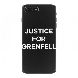 Justice For Grenfell iPhone 7 Plus Case | Artistshot
