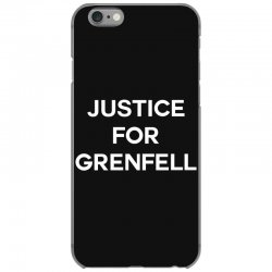 Justice For Grenfell iPhone 6/6s Case | Artistshot