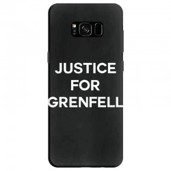 Justice For Grenfell Samsung Galaxy S8 Case | Artistshot