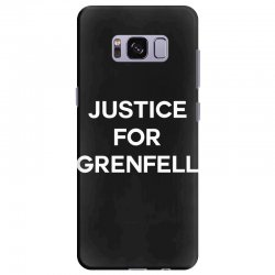 Justice For Grenfell Samsung Galaxy S8 Plus Case | Artistshot