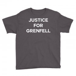 Justice For Grenfell Youth Tee | Artistshot