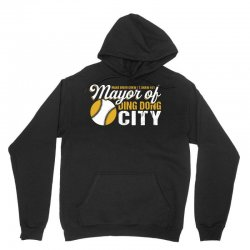 Travis Shaw - Mayor of Ding Dong City Unisex Hoodie | Artistshot