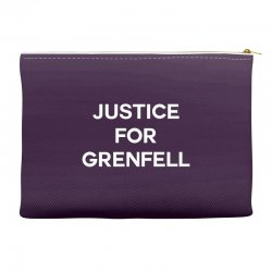 Justice For Grenfell Accessory Pouches | Artistshot