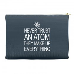 an atom Accessory Pouches | Artistshot
