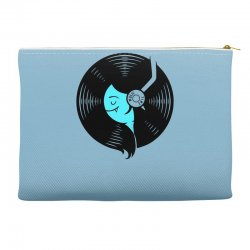 music time Accessory Pouches | Artistshot