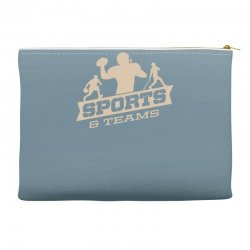 sports and teams Accessory Pouches | Artistshot