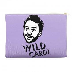 wild card Accessory Pouches | Artistshot