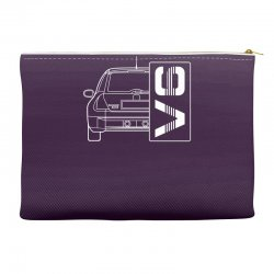 renault clio sport v6 sports car Accessory Pouches | Artistshot
